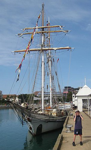 tall ship One&All