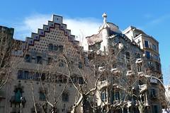 Casa Amatller and Casa Batll (John 106) Tags: barcelona casabatll casaamatlle