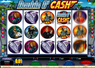 Double O'Cash slot game online review