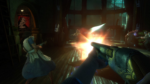 Bioshock 2 review screenshots