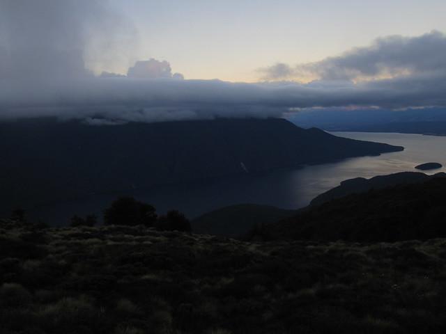 Kepler Trek 65 - Sunset over the South Fiord by Ben Beiske