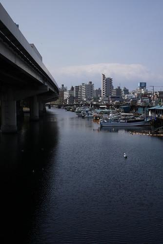 横浜市神奈川区子安通~浦島町