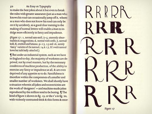 Lettering, Fig. 17