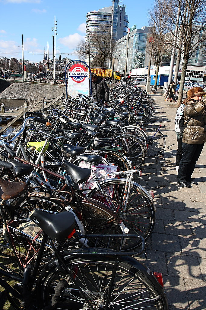 Got bicycles?