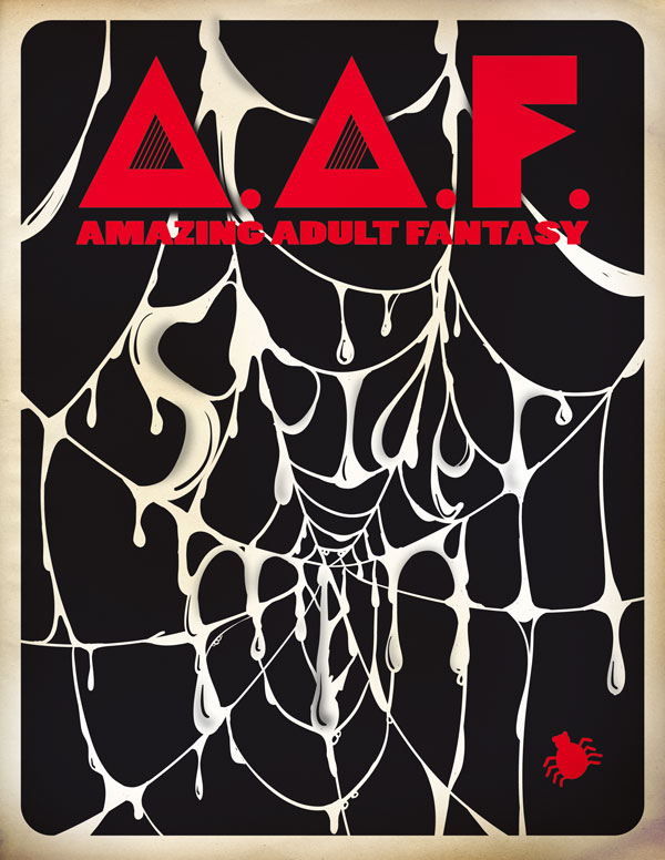Amazing Adult Fantasy - Issue 15