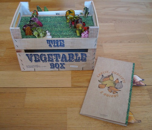 the vegetable bok