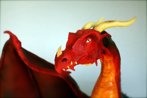 Smaug, Dragon Cake
