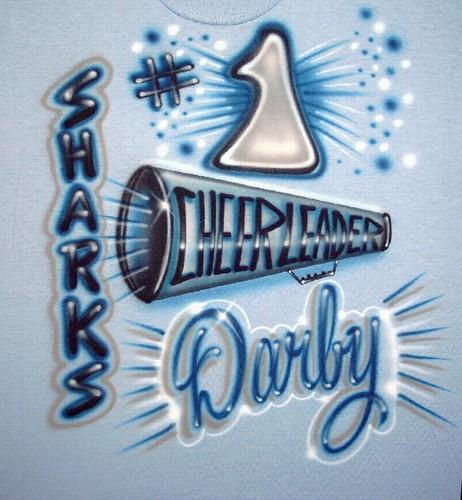 Cheerleader 2 T-shirt 2007