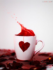 Cup Of Love II (7LM) Tags: red cup heart reos 7lm xx7lmxx