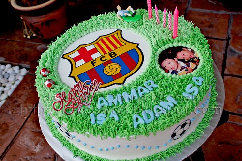 Cake Football 01