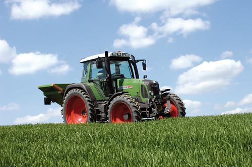 FENDT 400 Vario, modele 411, 412, 413, 414, 415 Vario - ciągniki rolnicze, traktory FENDT - Korbanek