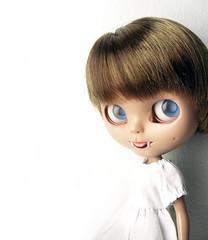 Mademoiselle Lee, the little vampire girl