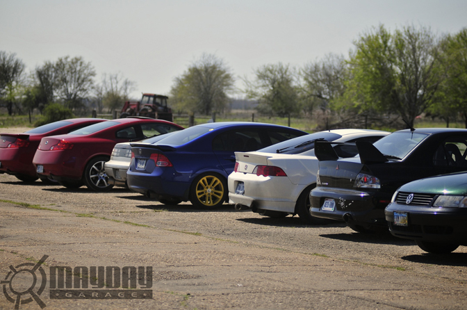 You dont have to own a Supra to enjoy the track