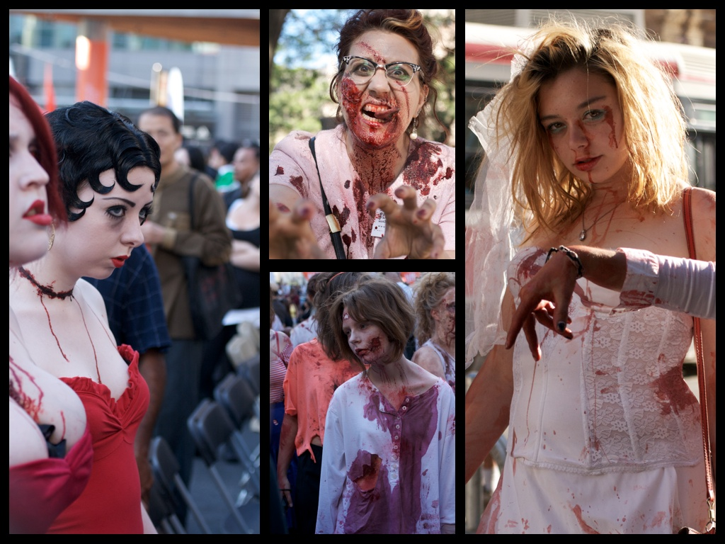 2009 Zombie Walk (Special Edition) #2, Toronto, Canada
