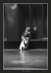 Clochard RER Nation DSC_8421-web (BELHASSEN Gerard) Tags: camping paris france canal pierre sdf clochard sansabri emmaus tente canalsaintmartin logement pauvret misre belhassen sansdomicile pauvres lebebel