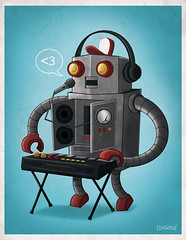 binary love (:raeioul) Tags: love robot www binary rakes raeioul raeioucom