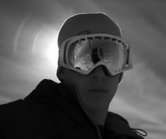 Me (Nicholas_Thomas) Tags: portrait white snow black switzerland olympus 18180 e520