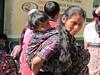 Solola, lago Atitlan, marché du mardi