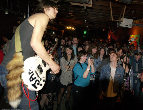 03.17h Jeff the Brotherhood @ Longbranch Inn, Impose Magazine, Austin Imposition Party (32)