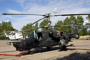 26 (ylw) Kamov Ka-50 by Johan Hetebrij