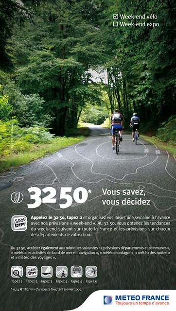 Annonce presse pour Balado - Météo-France