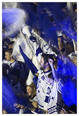 Supporters (Swede66) Tags: game hockey action icehockey match lif leksand ejendalsarena kvalserien
