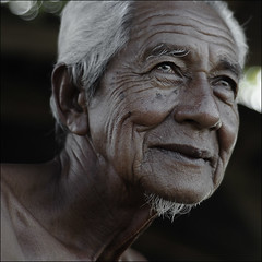 Portrait of Life (-nasruddinmukhtar-) Tags: portrait man square malaysia dailylife squared kelantan potret astranger pokwer bachok portraitoflife nasruddin nasruddinmukhtar pantaisenok wakafaik kualasenok