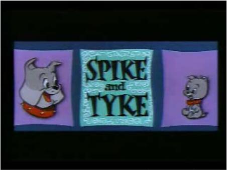 spike and tyke