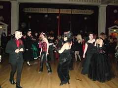 Portland's 8th Annual Vampire Masquerade Ball