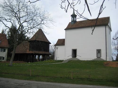 Lorettokapelle mit Bethalle