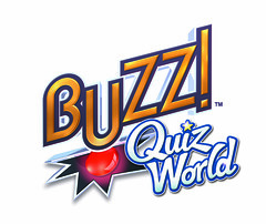 BUZZ! Quiz World Logo