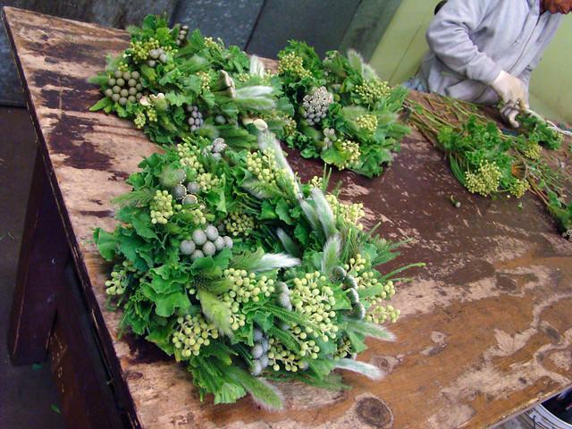 DSC05825 greens wreaths