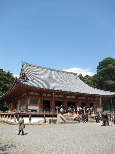 醍醐寺国宝金堂