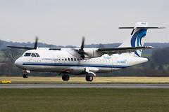 EI-CPT - 191 - Aer Arann - ATR ATR-42-300 - Luton - 100404 - Steven Gray - IMG_9572
