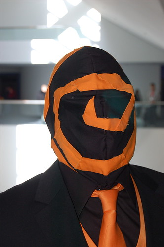 WonderCon 2010: Spellbinder Mask
