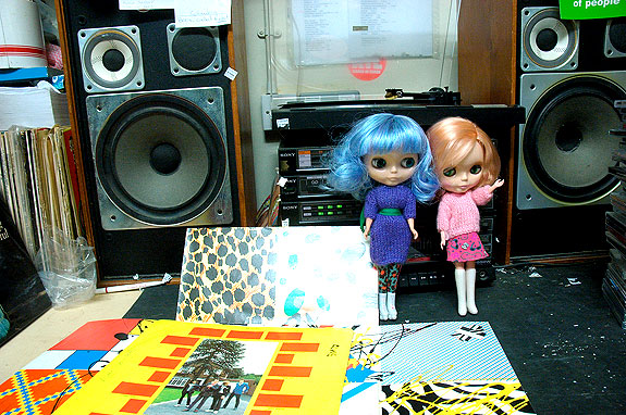 dolls & records
