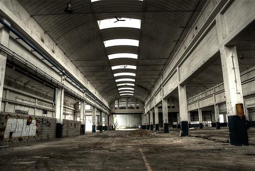 Presses factory #2