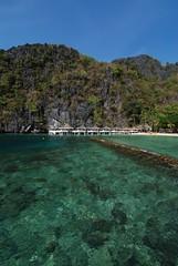 El Nido (Trent Strohm) Tags: ocean sea holiday island asia turquoise philippines resort tropical reef archipelago elnido palawan miniloc bacuit