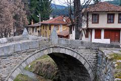 Stone bridge in Koprivshtitsa (anji) Tags: bulgaria balkans koprivshtitsa