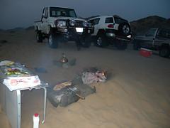 improvised  barby (shine_on) Tags: inch lift desert mud offroad 4x4 dunes 4 toyota jeddah suv fj landcruiser saudiarabia cruiser rains     bahra    feshfesh  70series