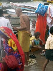 Old Bather 1.2 Varanasi (amiableguyforyou) Tags: india men up river underwear varanasi bathing dhoti oldmen ganges banaras benaras suriya uttarpradesh ritualbath hindus panche bathingghats ritualbathing langoti dhotar langota