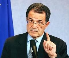 Il Professor Romano Prodi
