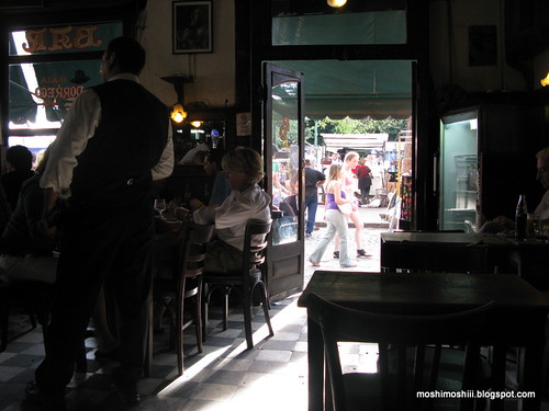 plaza dorrego bar