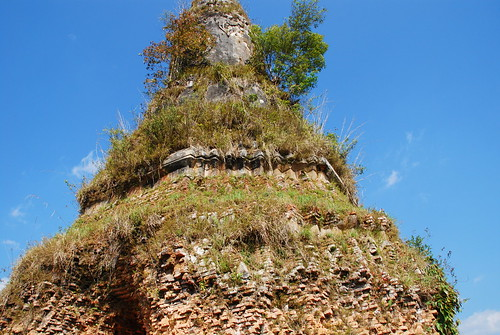 Ancient Stupa, Laos
