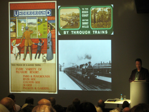 Tube to Coast - Frank Pick talk at London Transport Museum