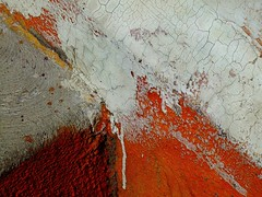sma wall detail #92 / wall and step (msdonnalee) Tags: abstract muro wall mexico pared step mexique mura abstracto astratto mur parede stucco mauer mexiko abstrakt abstrait  walldetail crackledpaint drippingpaint  mexicanwall photosfromsanmigueldeallende fotosdesanmigueldeallende photosbydonnacleveland wallandstep