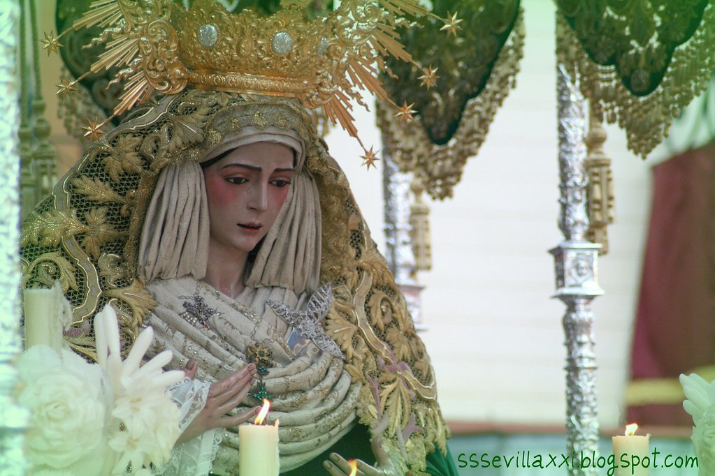 Nuestra Señora del Rocío. Lunes Santo 2.010