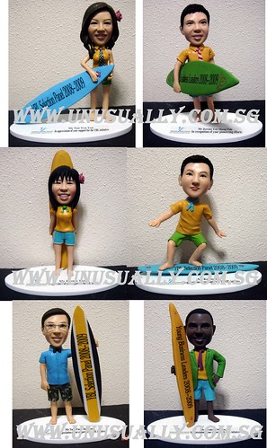 Personalized 3D Figurines Done For National Youth Network - NYC