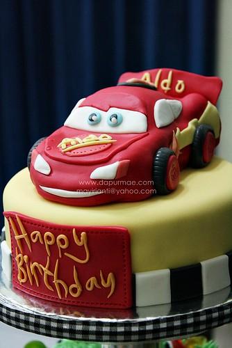 Disney's Cars 3D Cakes
