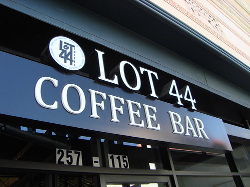 Lot 44 Coffee Bar